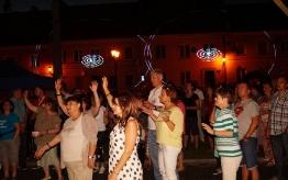 Koncert Uwielbienia na rynku w Pyskowicach